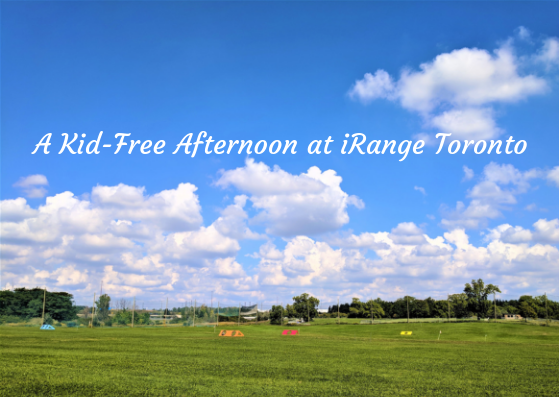 Toronto driving range. iRange Toronto Reviews