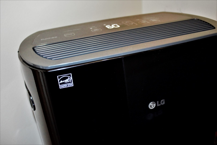 lg puricare dehumidifier review