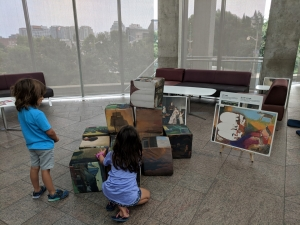 National gallery of canada for kids