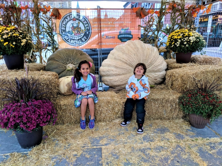 things to do in the fall with Kids in Ottawa