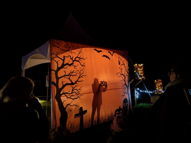 things to do Pumpkinferno with kids