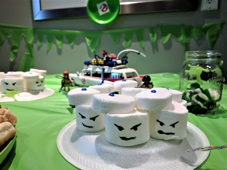 ghostbusters food