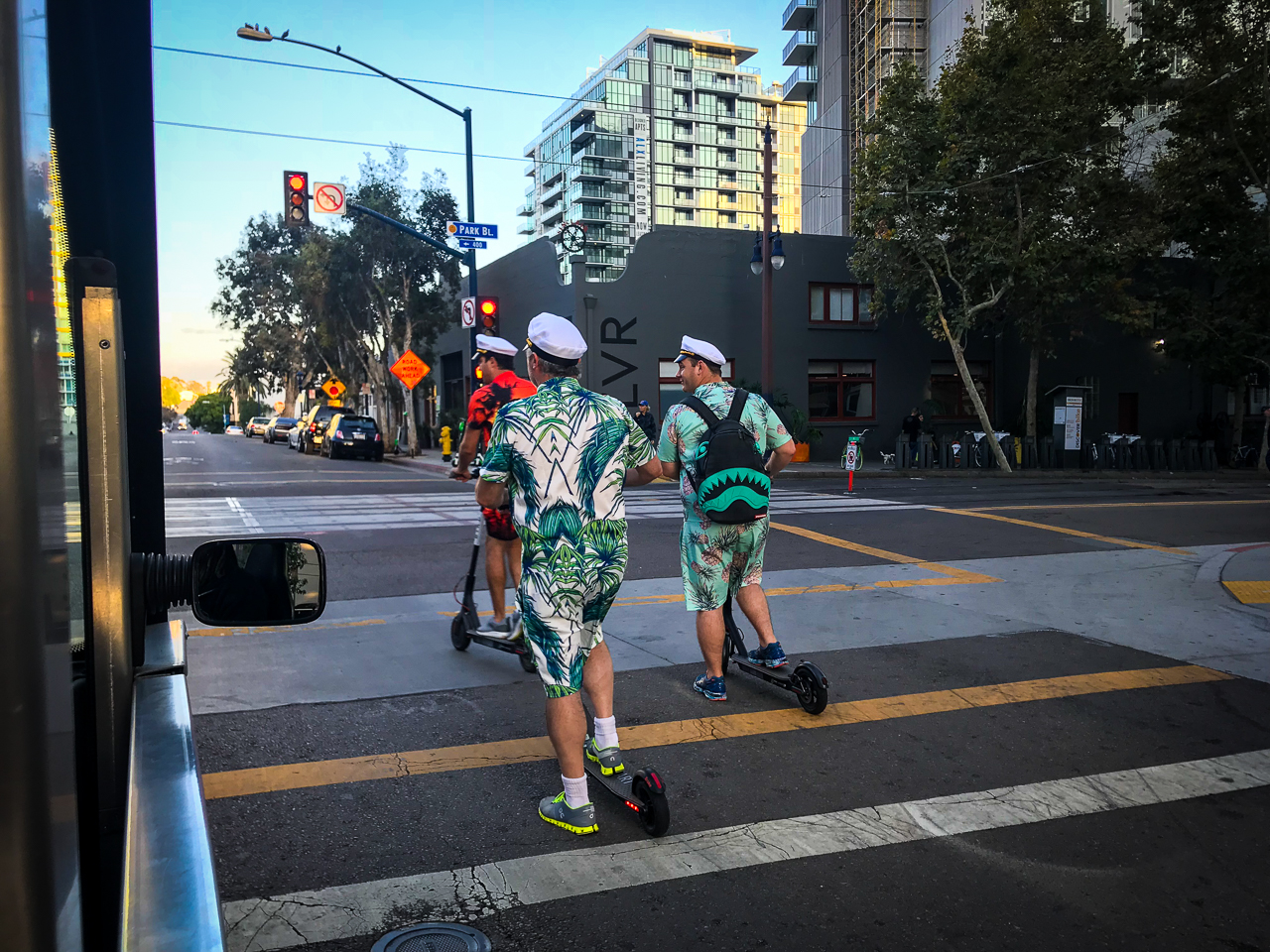 Scooters San Diego