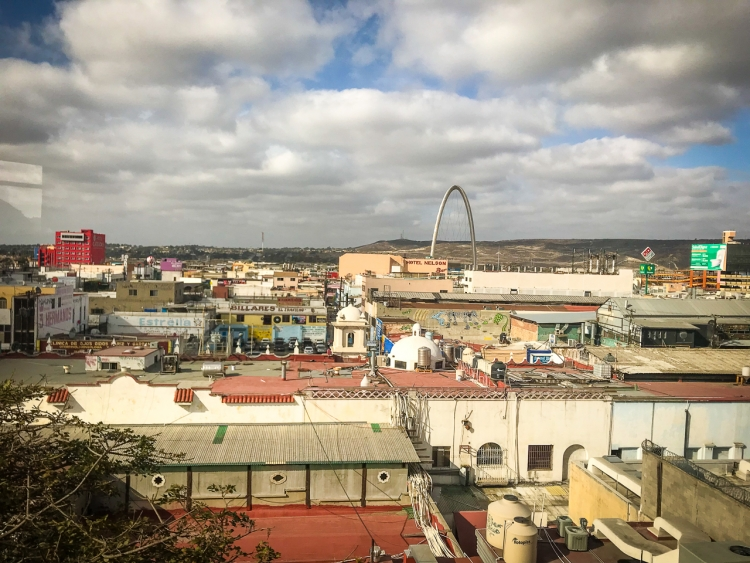 View of Tijuana