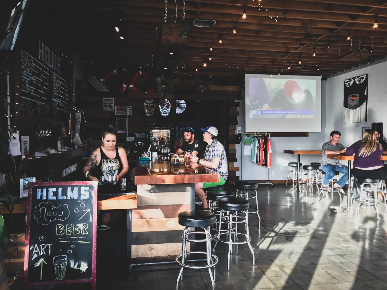 Helm's Ocean Beach   San Diego Craft Beer