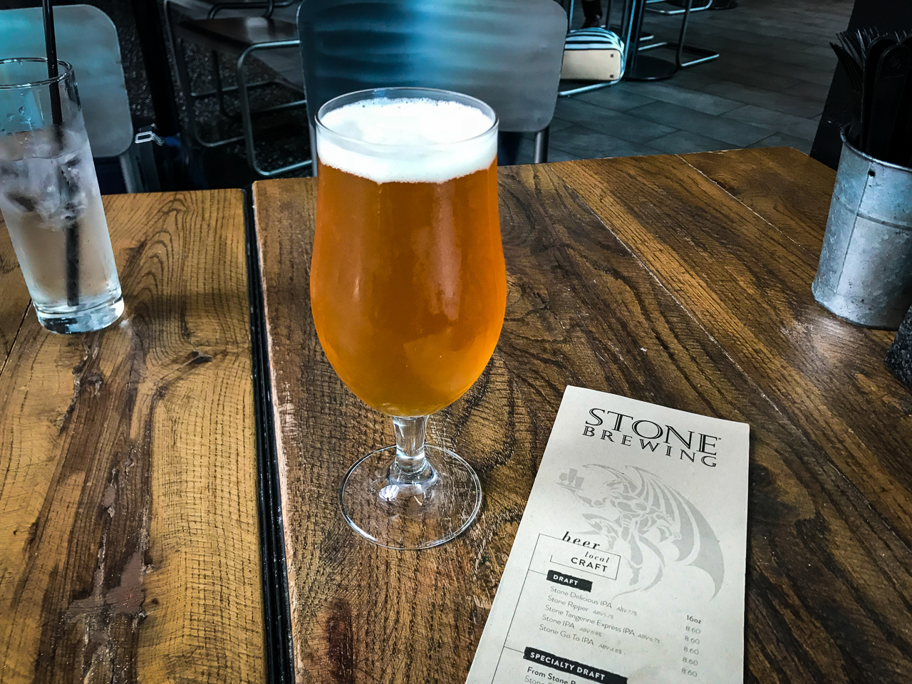 Stone Brewing San Diego Airport