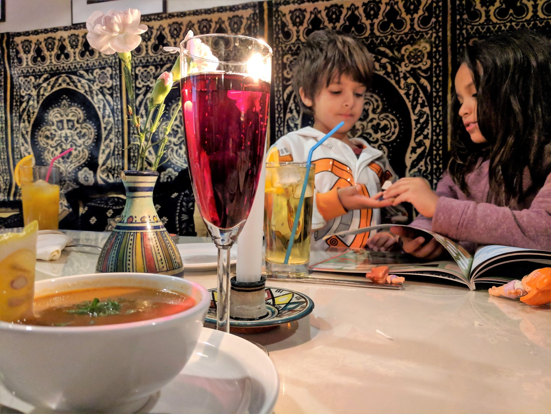 Moroccan Food at Kasbah Village in Ottawa #MurphysDoOttawa
