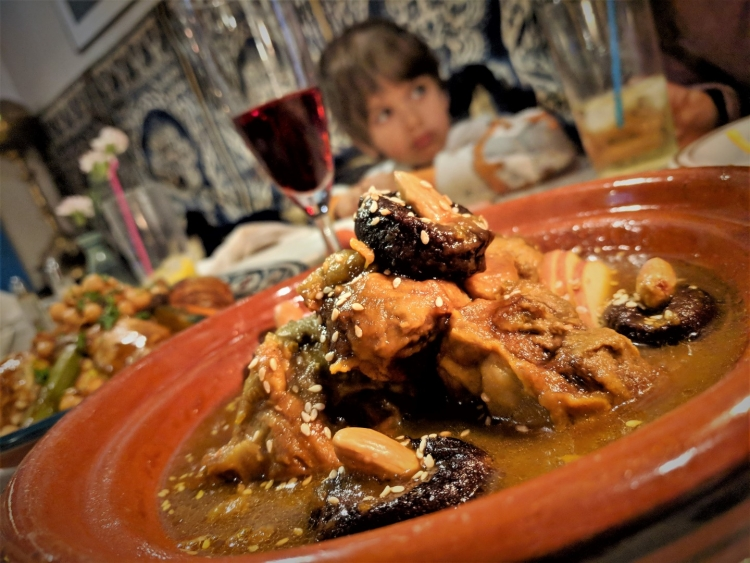 Moroccan food in Ottawa