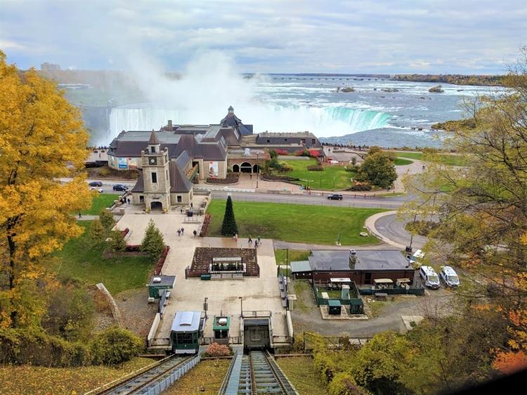 Off the beaten path Niagara Falls Canada