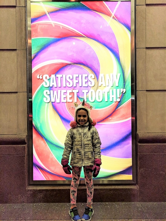 Taking young kids to see Charlie and the Chocolate Factory musical