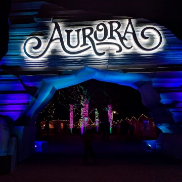 Aurora Winter Festival, Toronto with Kids