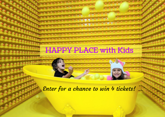 Happy place toronto contest win tickets