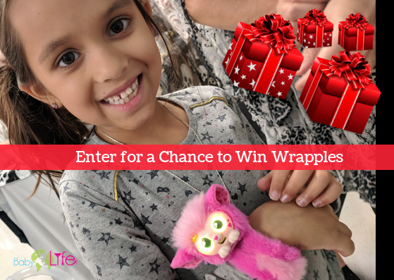 wrapples toy review. Holiday gift guide
