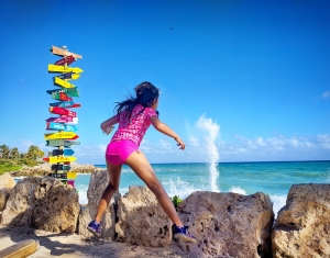 Hote xcaret mexico with kids