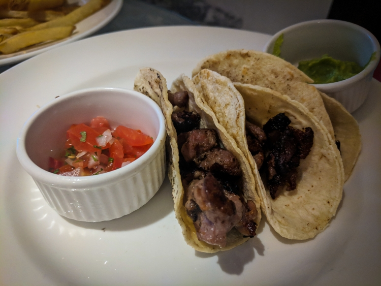 what to eat at Hotel Xcaret MExico