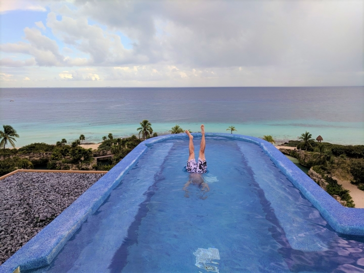 adults only hotel xcaret mexico