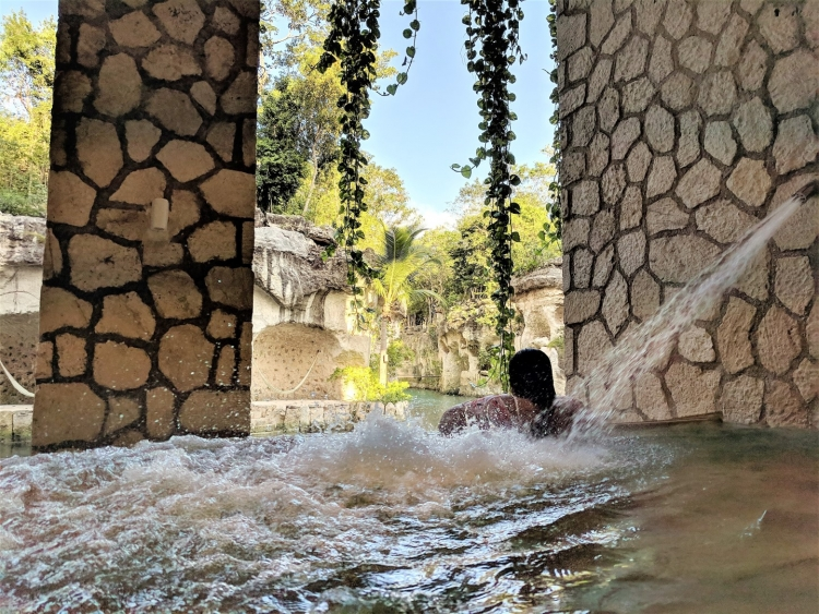 Hotel xcaret spa review Muluk Spa