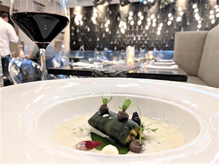 ha restaurant review hotel xcaret