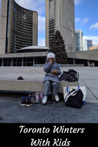 Things to do in Toronto WInter with kids