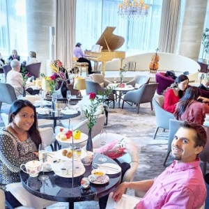 A Romantic Night at Shangri-La Hotel Toronto