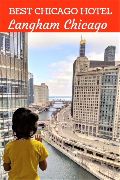 best chicago hotel for kids