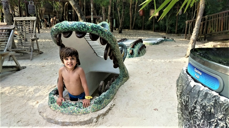 xel ha mexico with kids xcaret