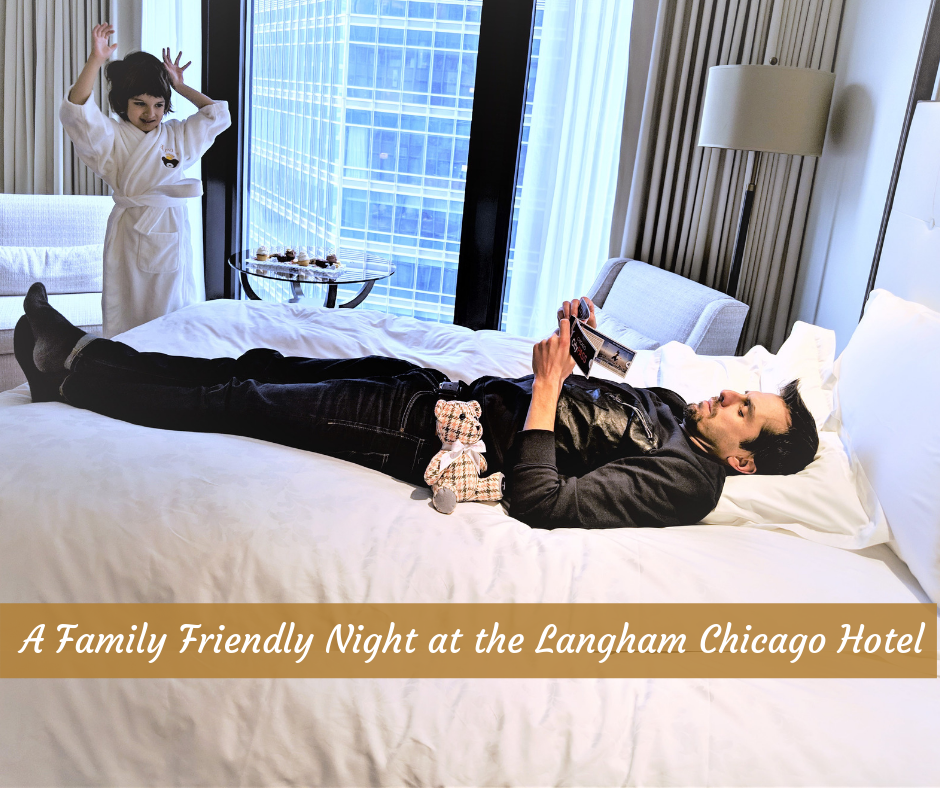Prime A Family Friendly Night At The Langham Chicago Hotel With Home Interior And Landscaping Ologienasavecom