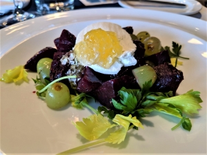 where to eat in owen sound, cobble beach resort review, sweetwater restaurant review