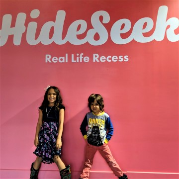 Hideseek with kids tips review