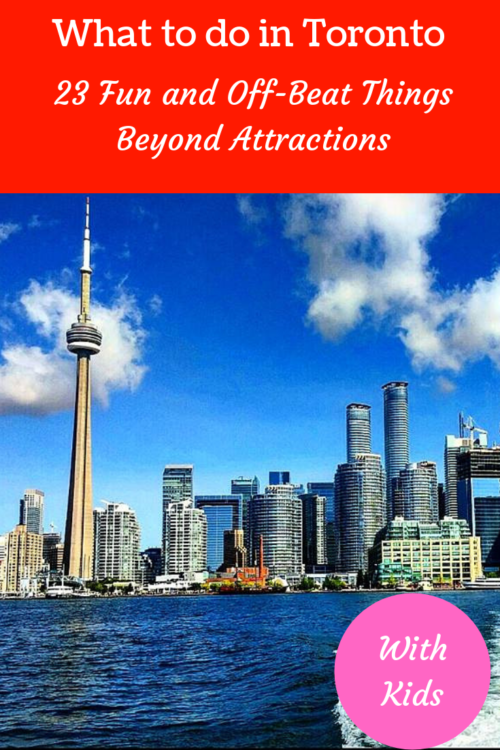 What to do in Toronto 23 Fun and Off-Beat Things Beyond Attractions