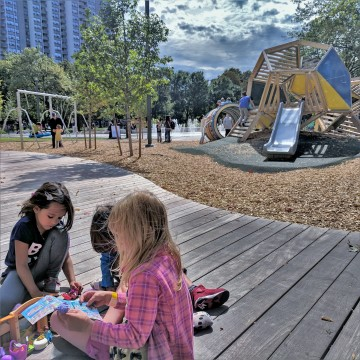 what to do in Toronto with kids
