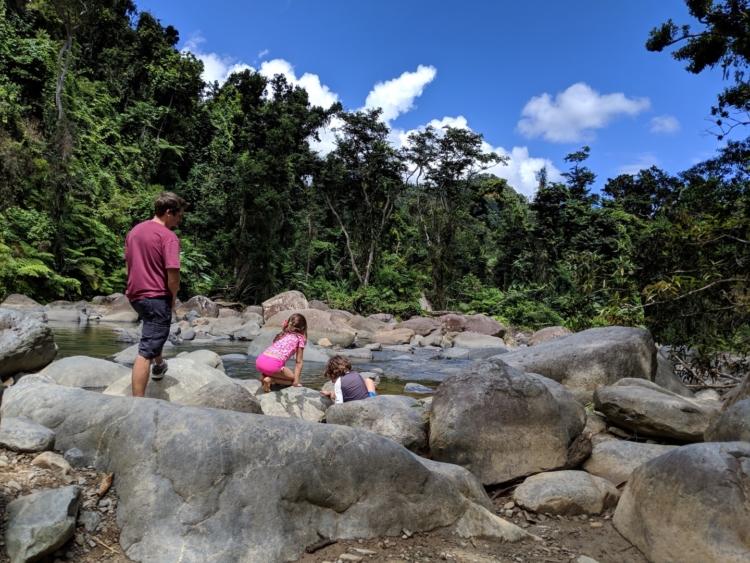El Yunque Rainforest with kids