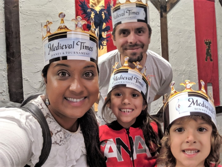 Medieval Times Toronto experience review family