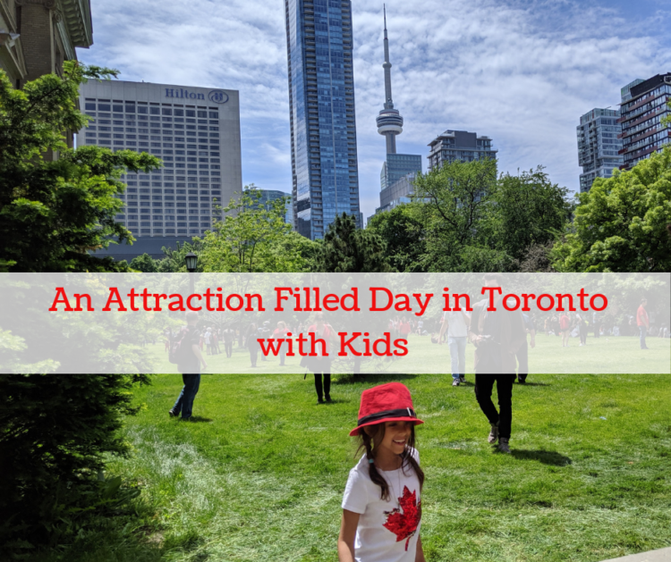 Toronto attractions with kids