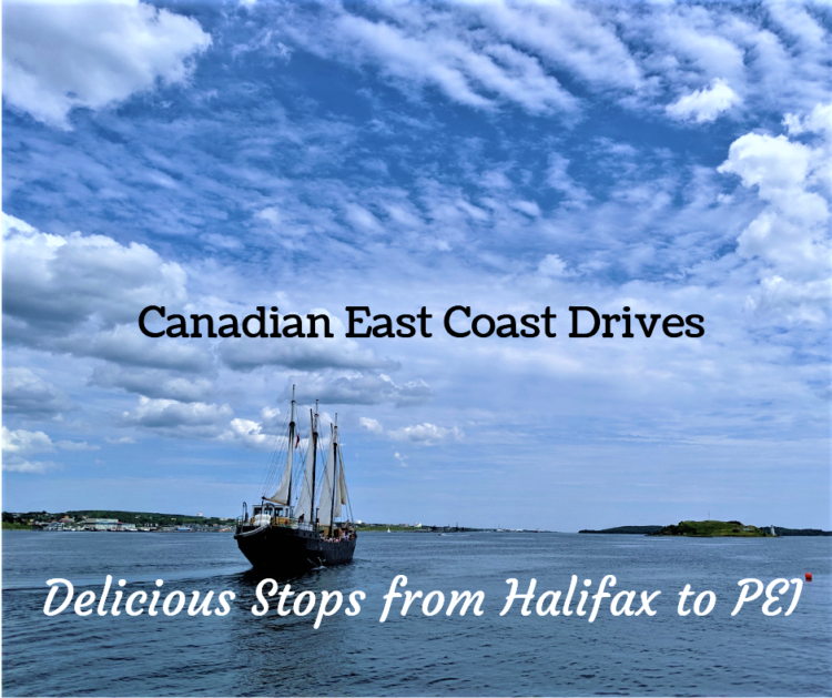 driving from PEI to halifax