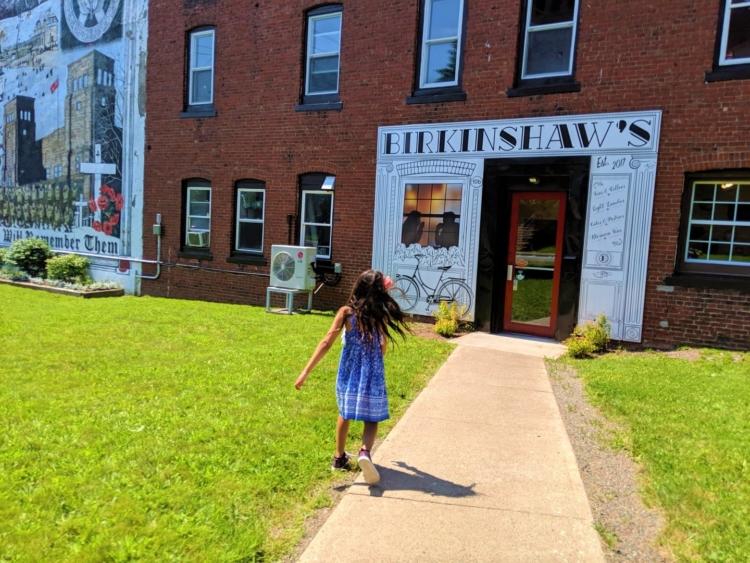 Birkinshaws Tea Room Amherst