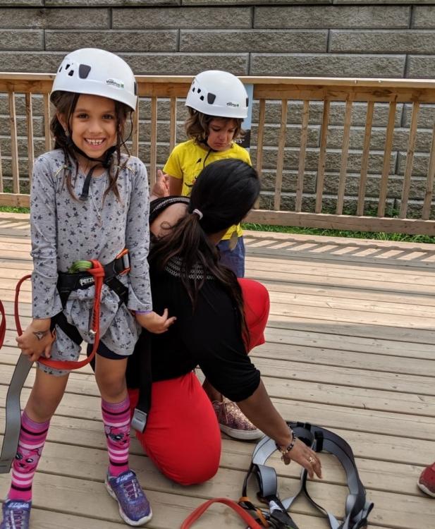 niagara falls ropes course