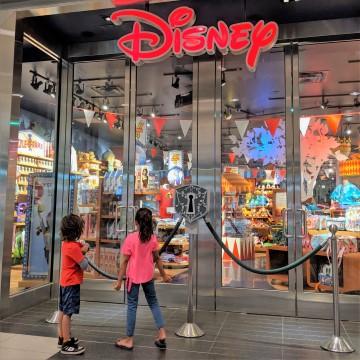Disney Store Opening in Toronto