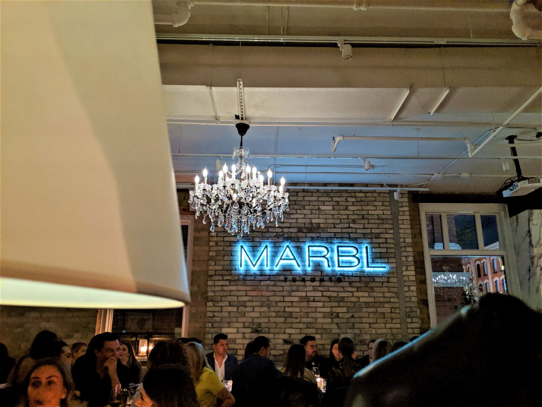 marbl Toronto review