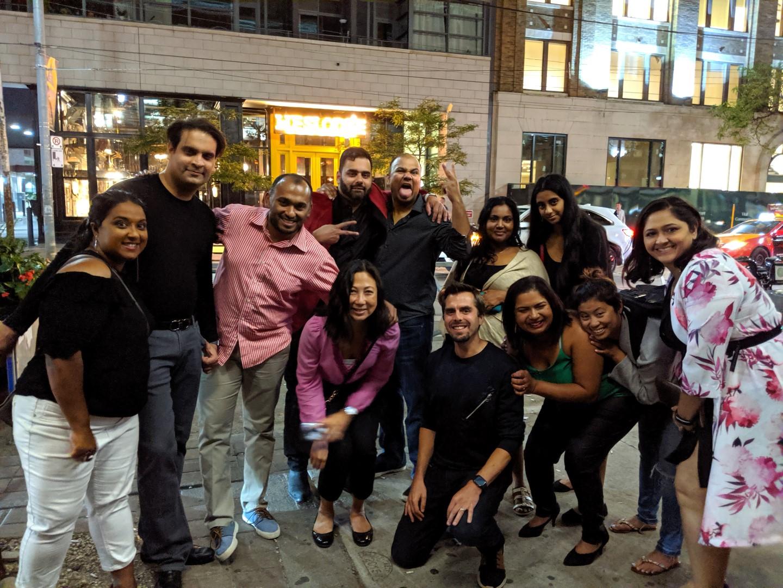 clubbing in Toronto