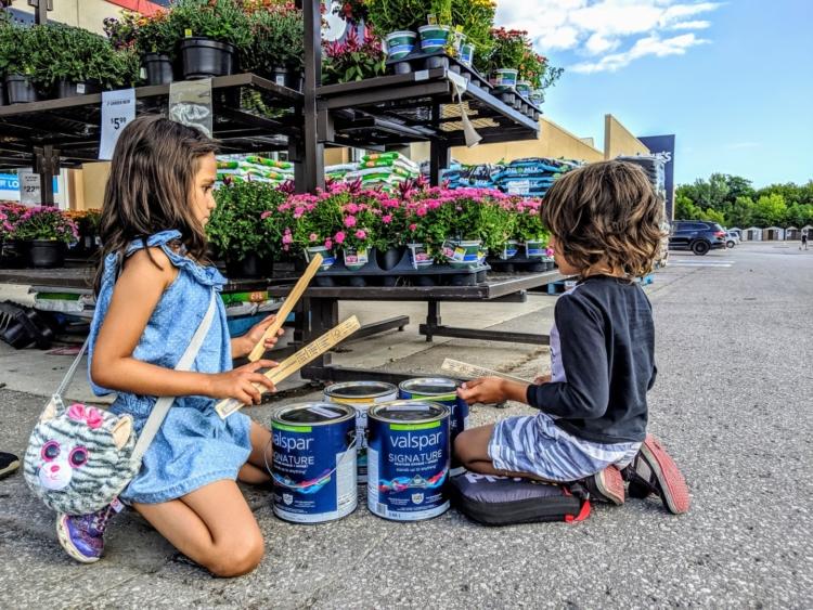 Valspar paint review