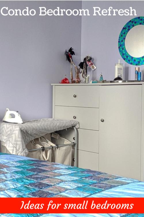 small condo bedroom design