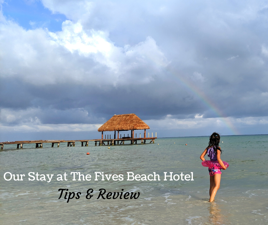 the fives beach hotel review with kids