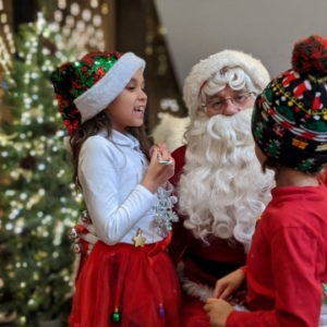 Santa Wish List | Giveaway