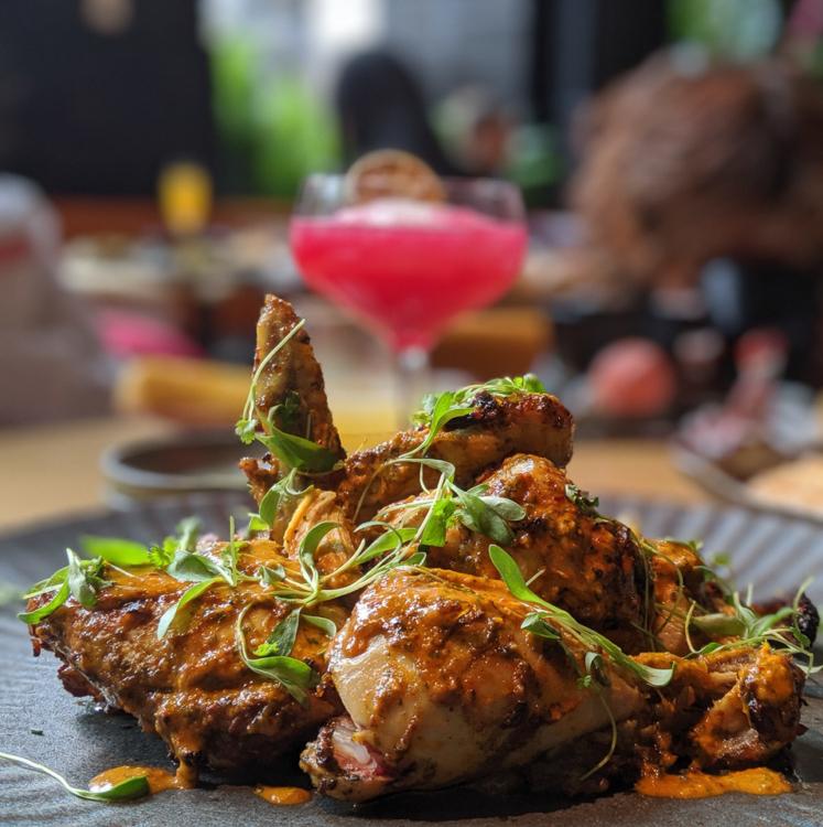 chicken nikkei toronto downtown Toronto delicious brunch