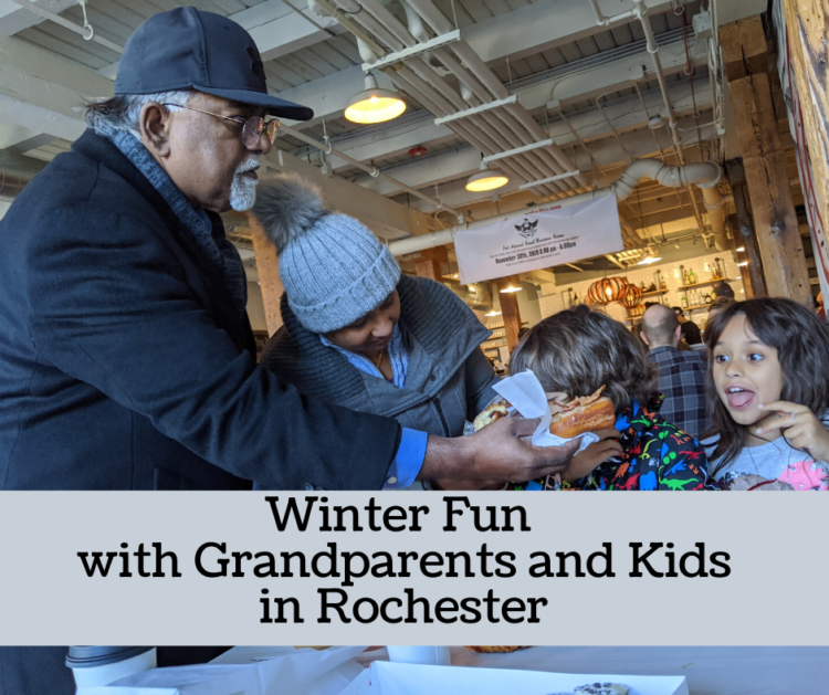 rochester with kids and grandparents things to do