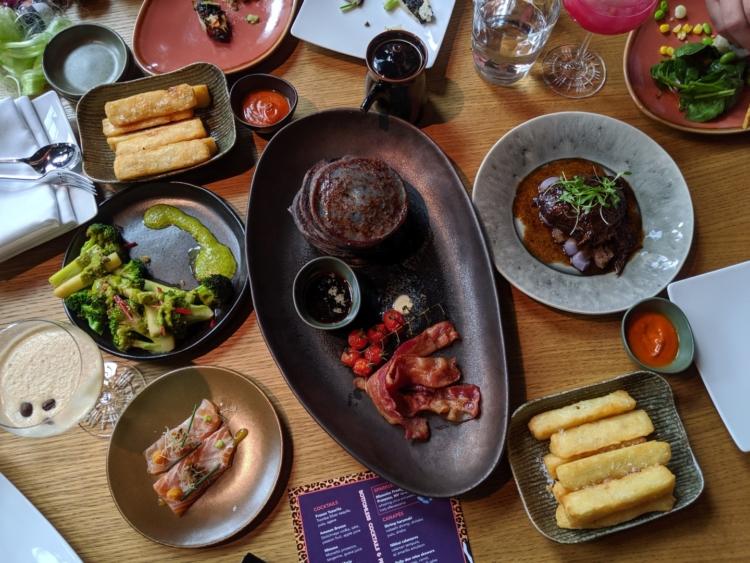 nikkei toronto downtown Toronto delicious brunch