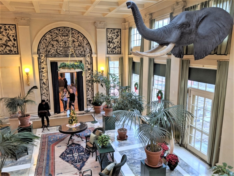 GEorge Eastman museum Rochester with kids