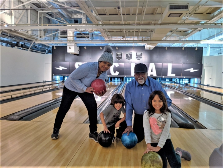 bowling for kids in Rochester