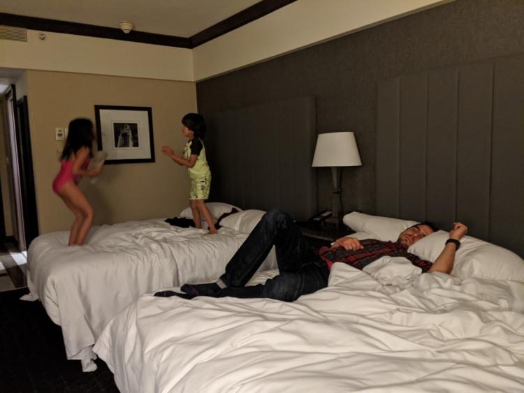 hotel bonaventure montreal room
